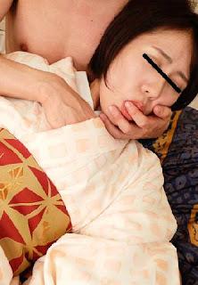 Pacopacomama 060321_485 パコパコママ 060321_485 和服の似合う乳首が卑猥な熟女 御子柴かのん