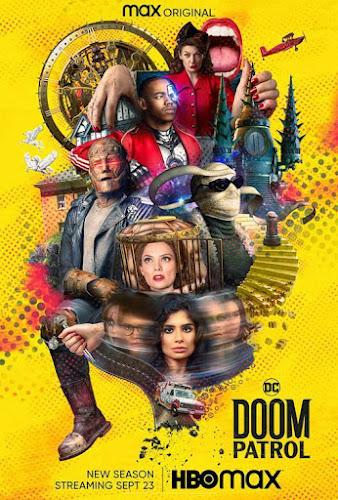 Doom Patrol Temporada 3 (Web-DL 1080p Ingles Subtitulada)