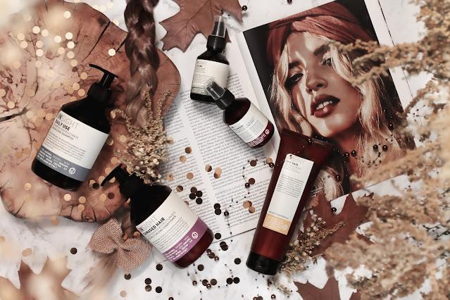 Pielęgnacja delikatnych włosów po... włosku, czyli przygoda z kosmetykami Insight [Organiczne Włosy]