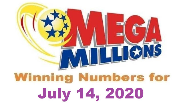 Mega Millions Winning Numbers for Tuesday, July 14, 2020