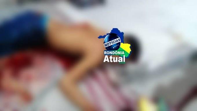 VIOLÊNCIA - Jovem de 25 anos leva 10 facadas em Ji-Paraná