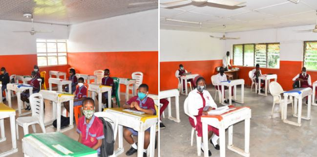 Oyo Schools Defy FG, Remain Open, Set To Go Ahead With WAEC Exams #Arewapublisize
