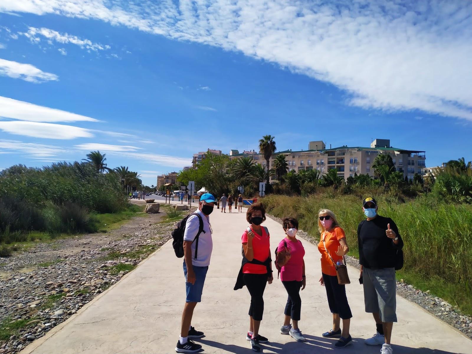 Excursion a Canet D'en Berrenguer desde Puerto Sagunto
