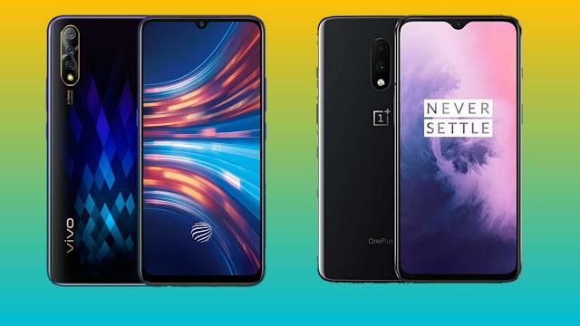 2019, 5 premium Latest Smart Phone : OnePlus 7, Asus 6z, Honor 20,