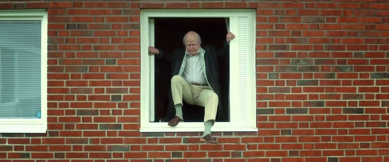 the 100-year-old man who climbed out the window and disappeared-robert gustafsson