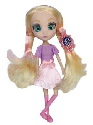 Shibajuku Girls mini Shizuka 15 cm doll
