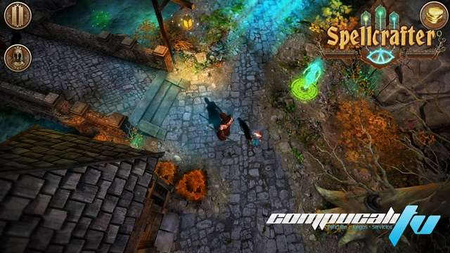 Spellcrafter PC Game