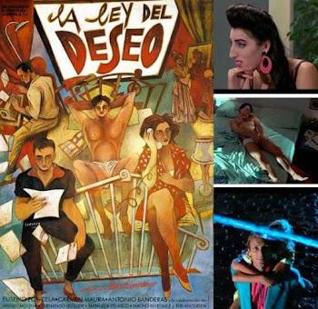 VER ONLINE Y DESCARGAR: La Ley Del Deseo - PELICULA - España - 1987 en PeliculasyCortosGay.com
