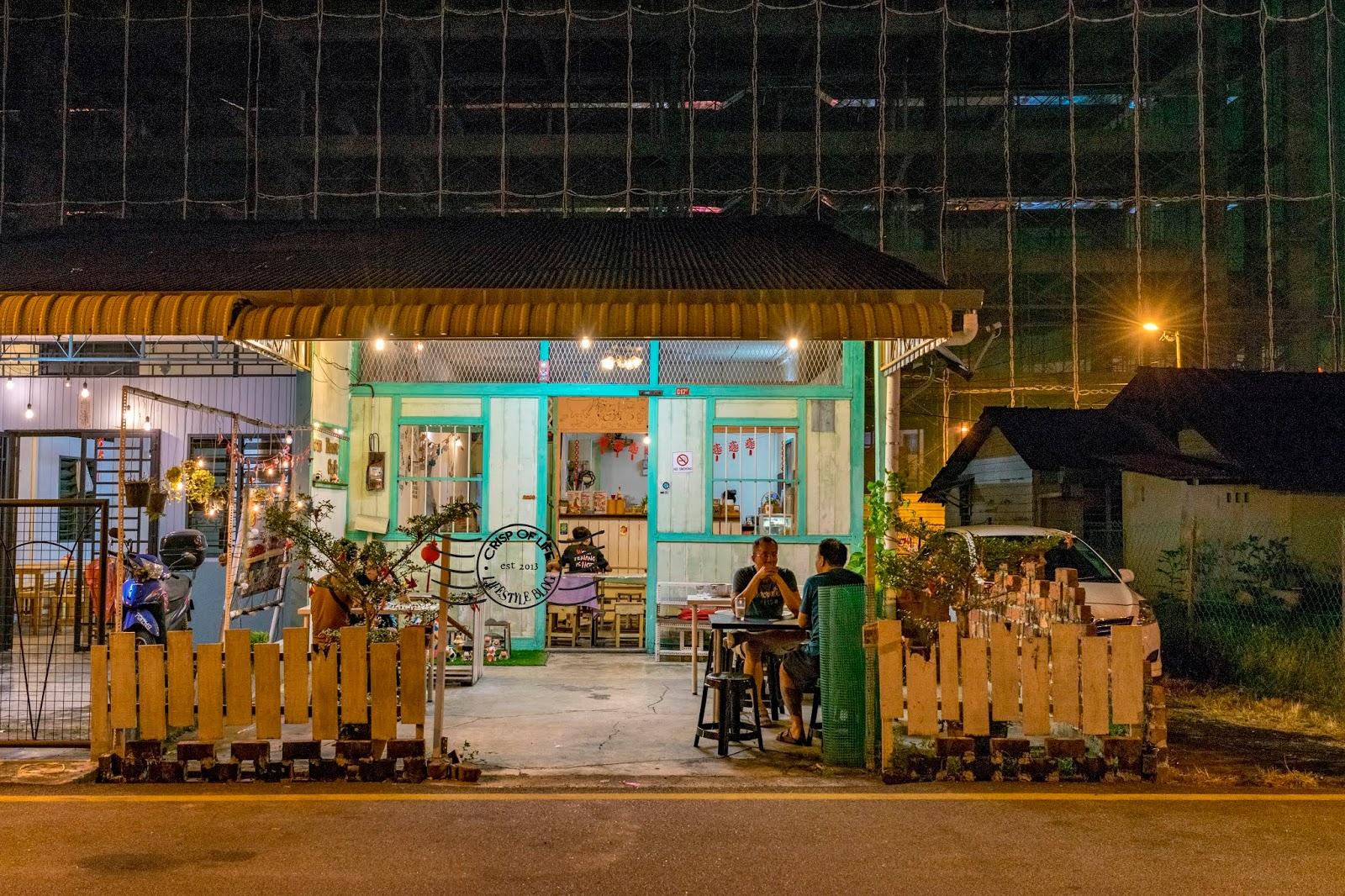 Farm House Cafe at Ayer Itam, Penang