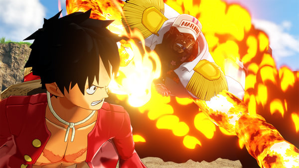 ONE PIECE World Seeker PC Full Español