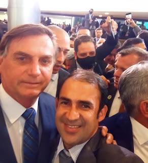 Prefeito Wallas Rocha participa em Brasília do lançamento da Agenda Prefeito +Brasil