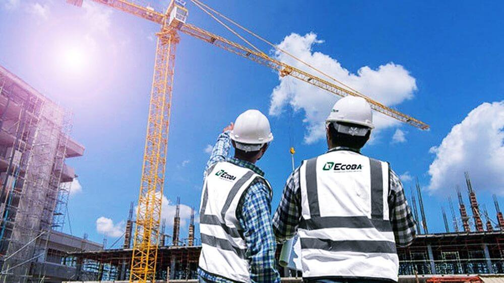 Ecoba Việt Nam - Nhà thầu xây dựng của dự án 201 Minh Khai