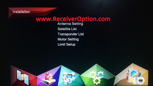 CRUISER 777 1506T 512 4M NEW SOFTWARE WITH ECAST & SAFARI TV PRO OPTION