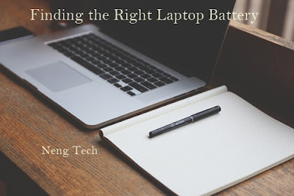 Finding the Right Laptop Battery