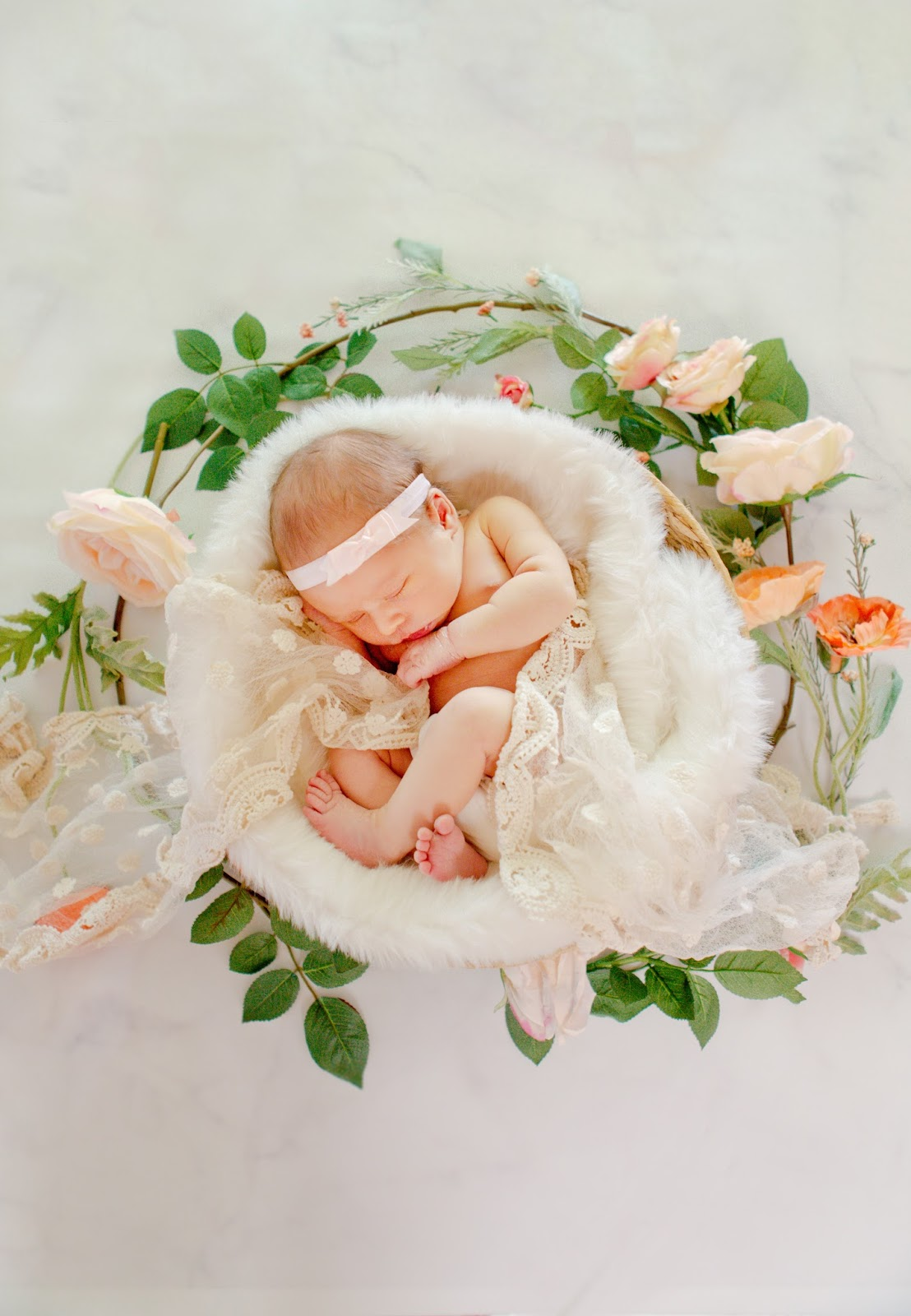 Fremont CA newborn photography