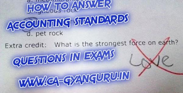 HOW TO WRITE ANSWERS IN EXAMINATION