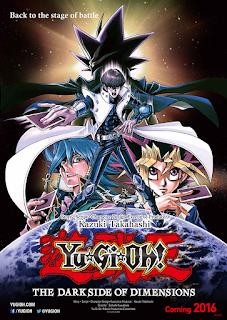 Yu-Gi-Oh! The Dark Side of Dimensions (2016) ยูกิโอ ศึกปริศนาด้านมืด