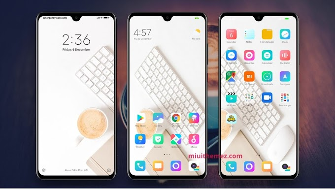 Breakfast v11 MIUI Theme | Xiaomi Redmi Themes