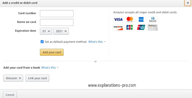 How to subscribe to amazon prime