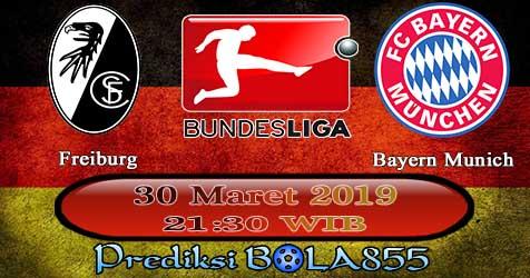 Prediksi Bola855 Freiburg vs Bayern Munich 30 Maret 2019