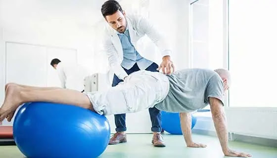 4. Back Pain Treatment