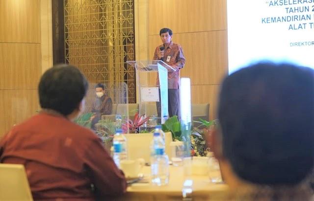 Triwulan I, Ekspor ILMATE Tembus US$12 Miliar