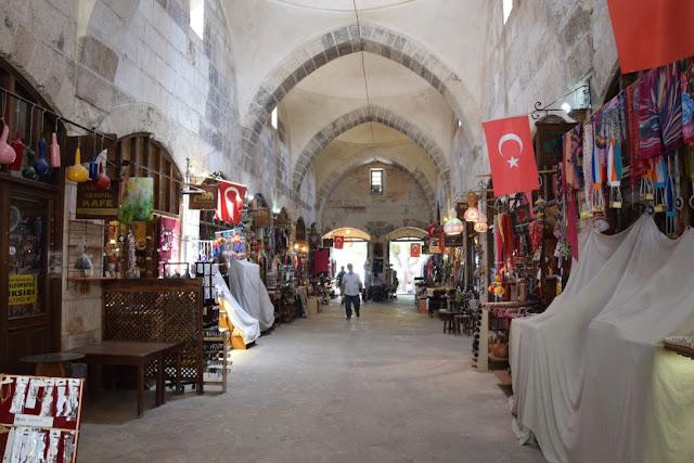 bazar w czterdziestu łyżek w Tarsus