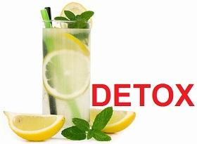 تنظيف الجسم من السموم لتنشيط الغدة الدرقية