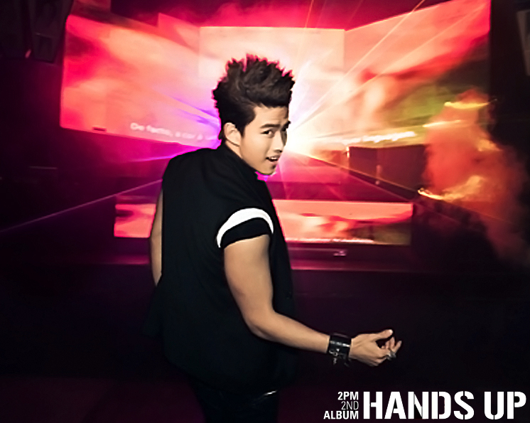 Everything About 2PM: [Poster] 2PM Hands Up. Part 2 ...