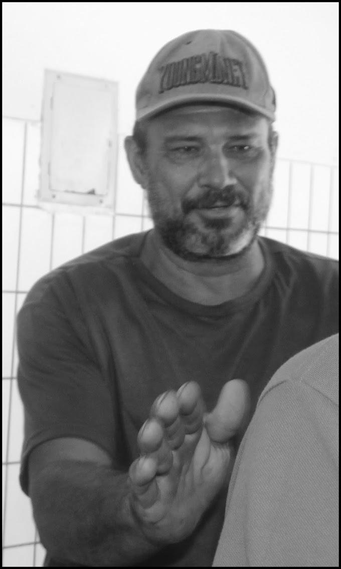 Tristeza: Klebão Morre após sofrer infarte