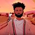 "Childish Gambino divulga clipe animado de ""Feels Like Summer"" com Drake, Kodak Black, Travis Scott, e +"