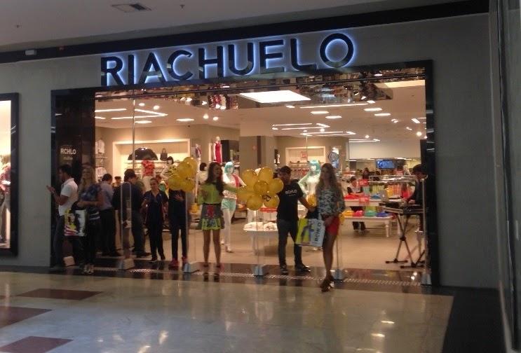 7b780b3bc6 Riachuelo inaugura loja no Shopping Via Brasil