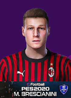 PES 2020 Faces Marco Brescianini by Sofyan Andri