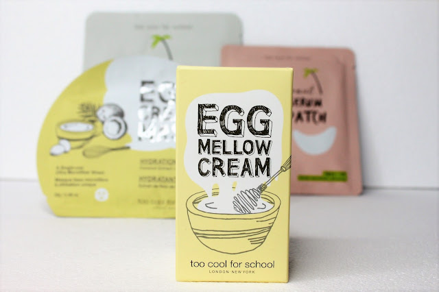 EGG Mellow Cream All-In-One too cool for school | Beauty