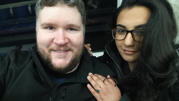 ETHAN RALPH SPLITS FROM WIFE