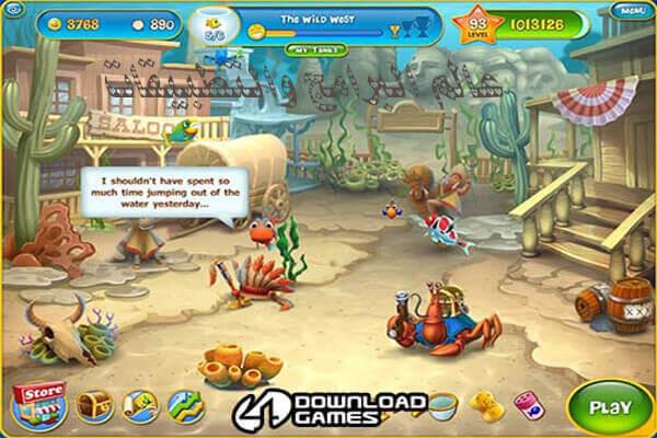 تحميل لعبة حوض الاسماك للكمبيوتر  aquascapes game