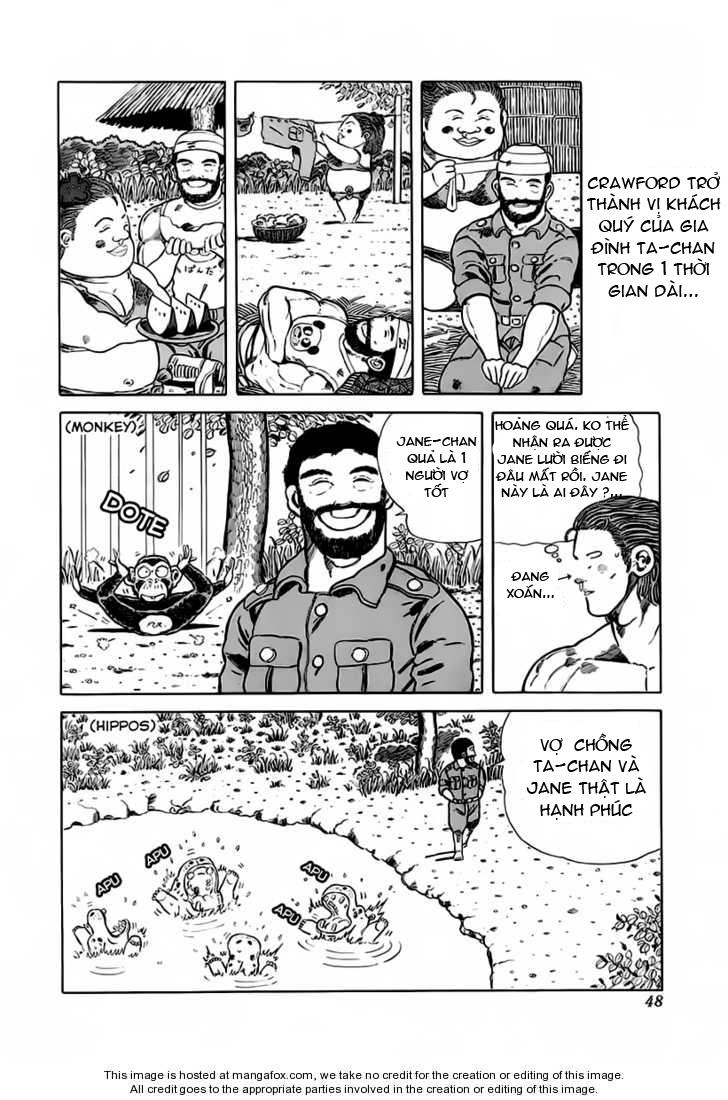 Chúa rừng Ta-chan chapter 22 trang 5