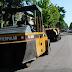 Comuna mejora calles y avisa para orientar circulación