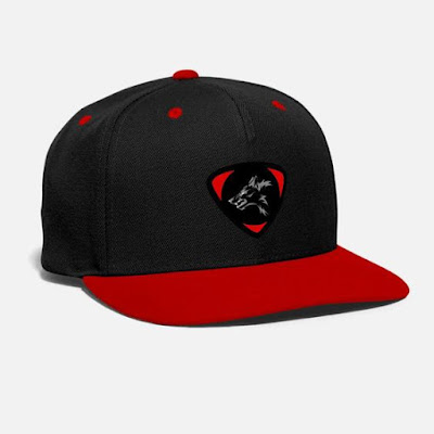 Trucker Caps- Wolf Trucker cap
