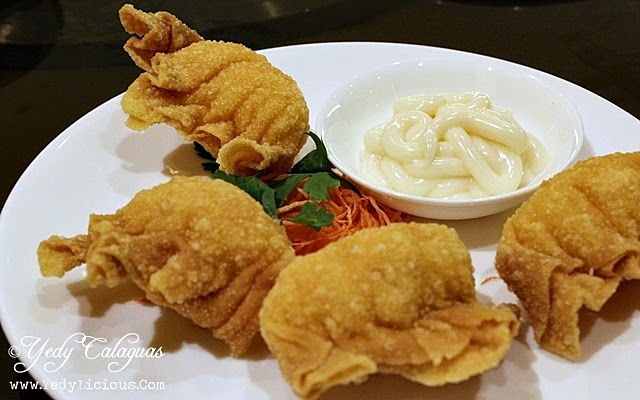 Crispy Prawn and Shrimp Dumpling Dimsum Eat-All-You-Can at The Phoenix Court of The Bellevue Manila