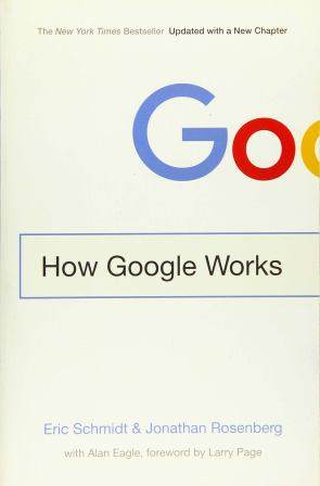 Redefining the Company: How Google Works
