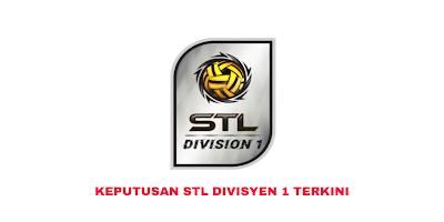 Keputusan STL Divisyen 1 2019
