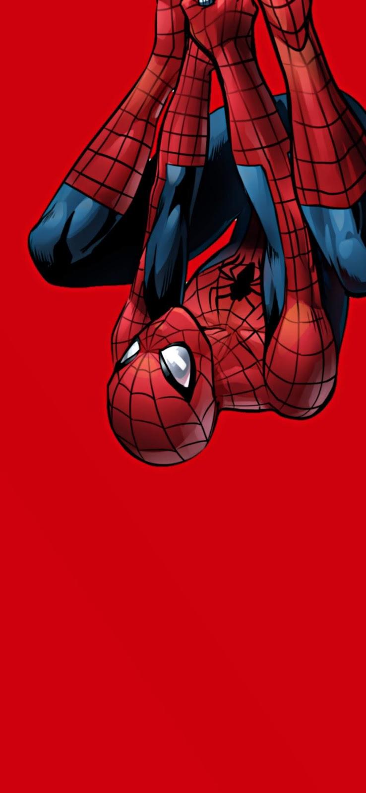 صور وخلفيات سبايدرمان للهواتف الذكية الايفون والأندرويد Spider Man