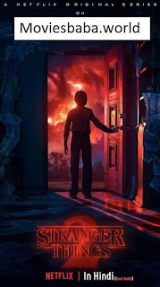 Download Stranger Things (2016) Season 2 Dual Audio 480p HDRip 1080p | 720p | 300Mb | 700Mb | ESUB | {Hindi+English}