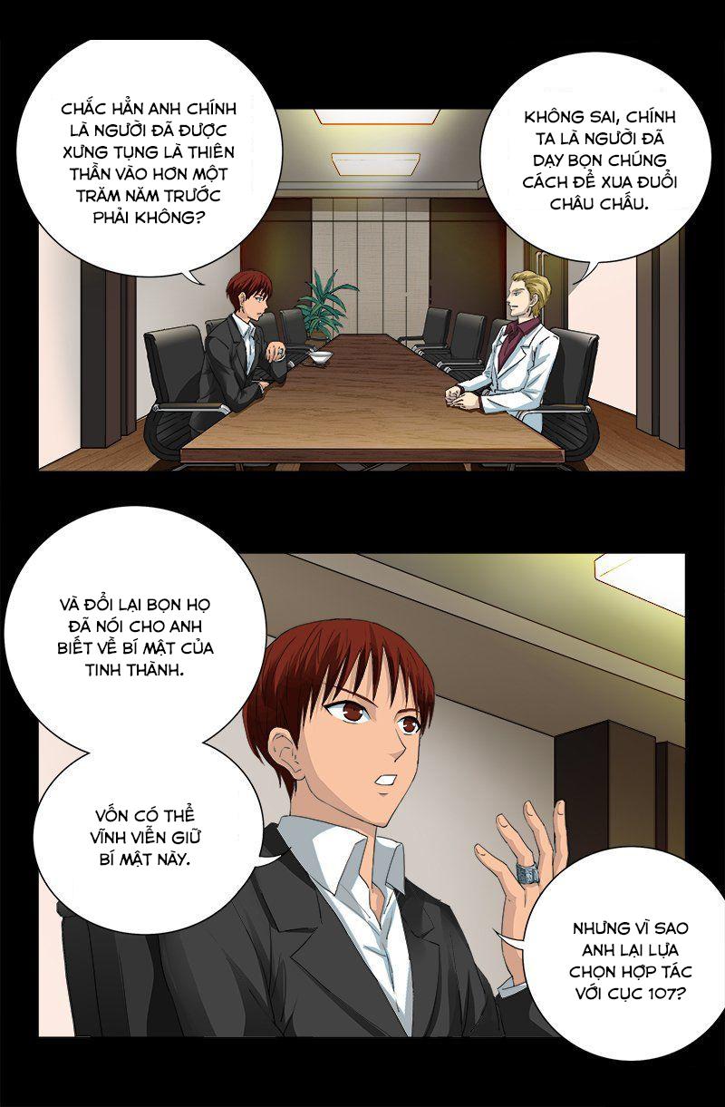 Huyết Ma Nhân Chapter 233 - Upload bởi truyensieuhay.com