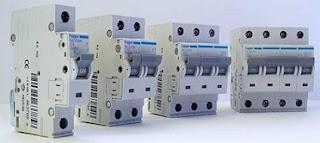 Jual Hager 25 Amp Circuit Breaker Harga Murah