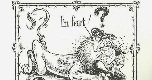 Lallands Peat Worrier: Feart