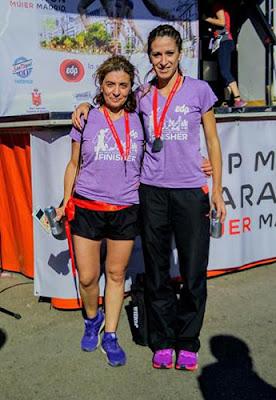 Atletismo de Aranjuez Medio Maratón de la Mujer