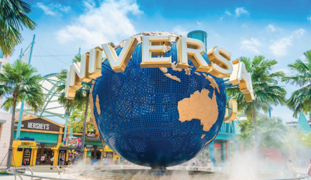 Pengembangan Universal Studio Singapura akan diperluas