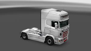 Scania RJL RG Wilson Skin